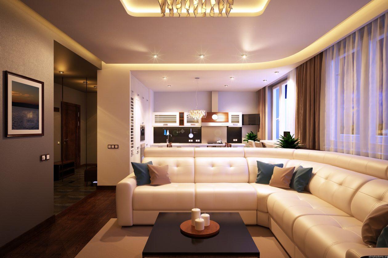 Как самому обустроить дизайн квартиры?